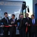 Inauguration Express 67 Houdan