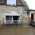 Inondations Yvelines à Chevreuse