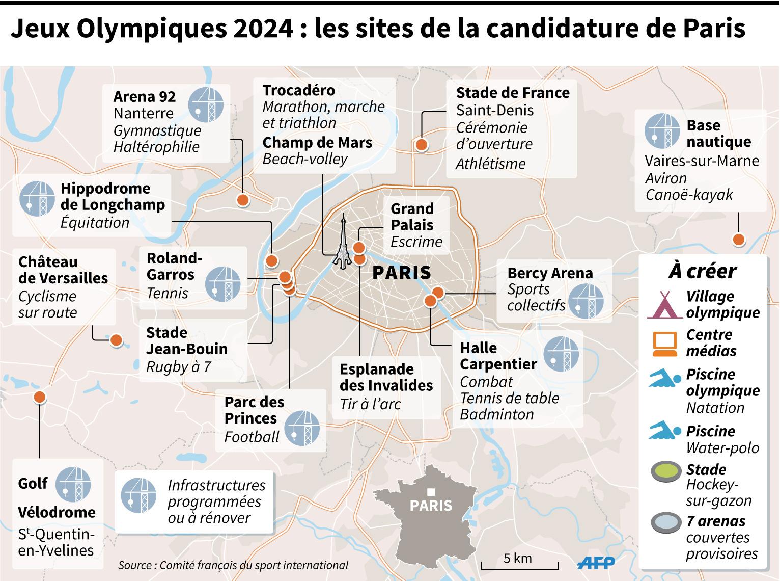 J o 2024 quatre sites yvelinois dans le dossier de for Se balader dans les yvelines