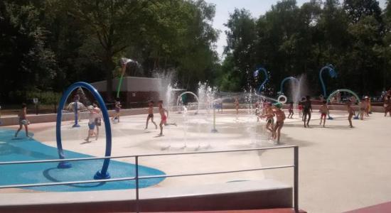 Jeux d'eau St Quentin