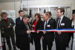 Inauguration Centre Excellence Vedecom