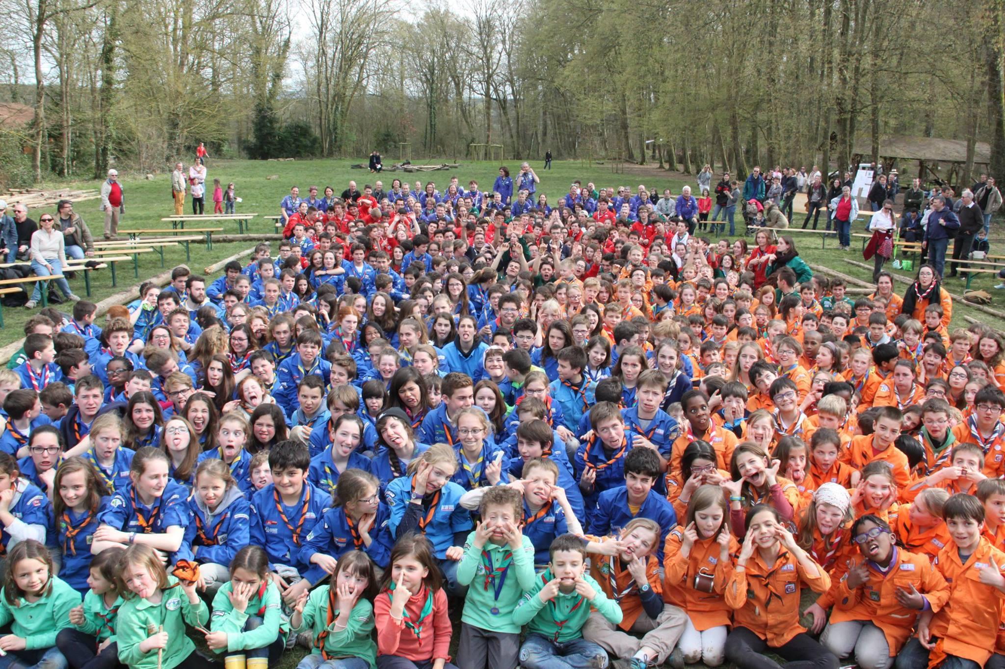 650 scouts de france r unis jambville yvelines infos for Guide des sorties et visites yvelines