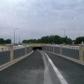 Passage dénivelé du giratoire RD98 nord