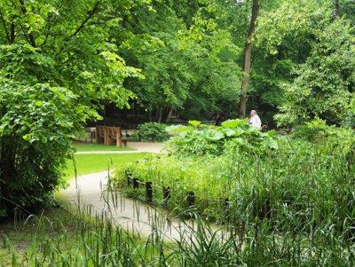 Visite du parc de la chataigneraie conseil d partemental for Parc yvelines visiter