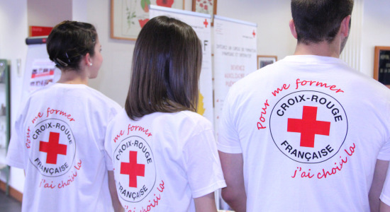 Institut de formation croix rouge