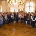 DEJEUNER POUR LA JOURNEE DE LA FEMME 2017 CONSEIL DEPARTEMENTAL DES YVELINES