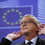 Juncker presser on Luxembourg leaks