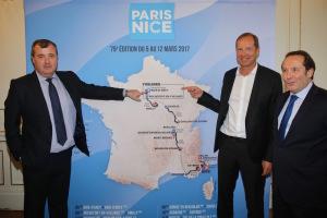 paris-nice 2017 présentation
