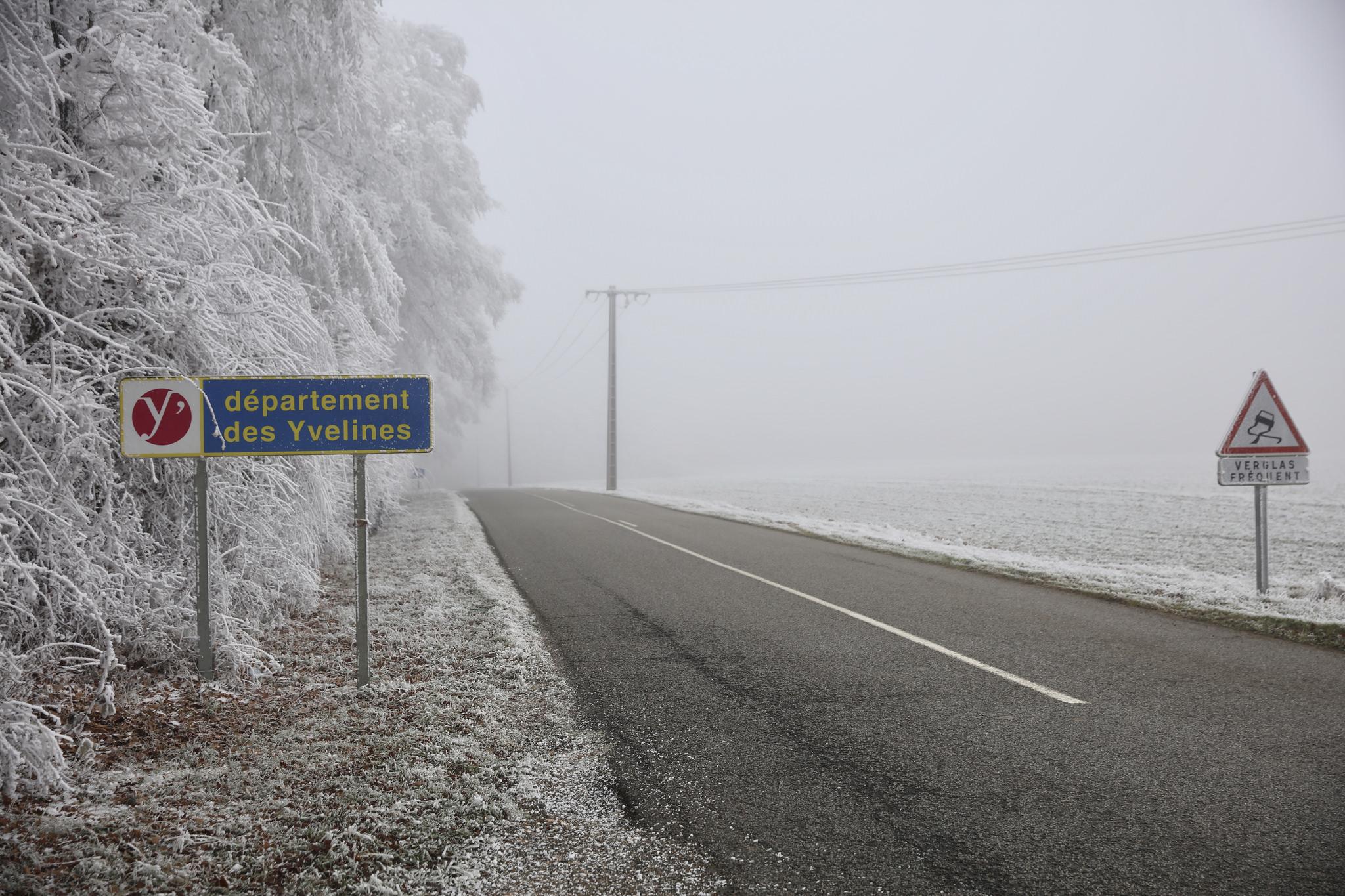 Alerte neige verglas les yvelines en vigilance orange ce for Sortir en yvelines ce week end