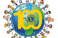 a Logo DEFI Centenaire terre