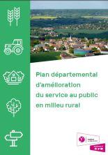 paln départemental d'amélioration du service au public
