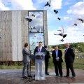 Inauguration du Parc du Peuple