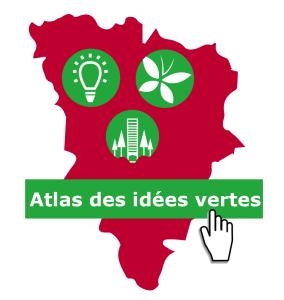 Carte Atlas des idées vertes
