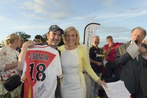 Bethemont : les 25 ans de l'operation Tee Break organisee par SOS Gazelles